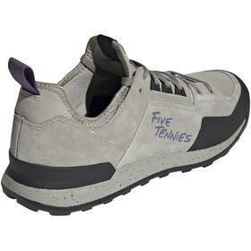 adidas TERREX Five Tennie Shoes Men sesame/tech purple/feather grey
